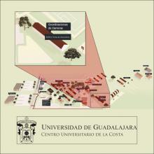 Mapa ubicación de Coordinación