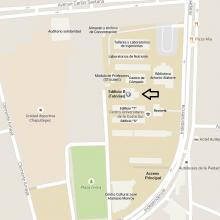 """Los Coordinadores de Carrera se encuentran ubicados en el Edificio """"B"""" de Tutorías"""